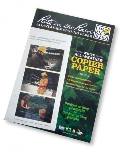 Kopier- und Schreibpapier