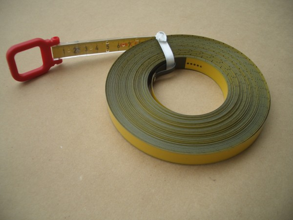 BMI-Ersatzband, 20 m