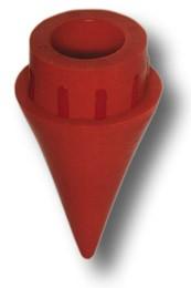 Kunststoffspitze für AP-Rohre*