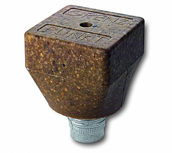 Polyesterbetonkopf mit Kompaktkonus