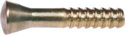 Vermarkungsbolzen Messing, 76 mm